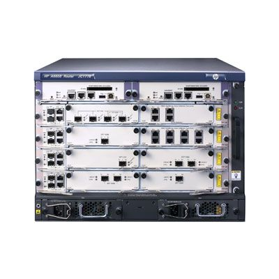 6608 Router Chassis