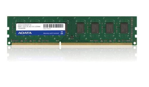 A-DATA Adata DDR3 8GB Kit PC3-10666,  1333Hz, 2x240 DIMM (AD3U1333W4G9-2)