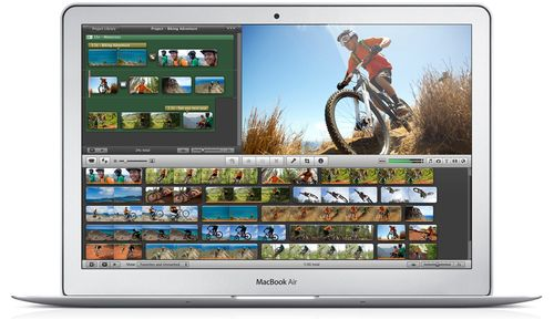 "APPLE MacBook Air 13.3""/ 1.3GHz/ 4GB/ 256GB FLASH (MD761DK/A)"