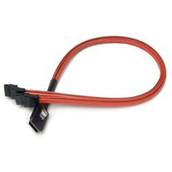 BROADCOM Cable mini-SAS (SFF-8087) to SATA fanout_ 0_6m_ breakout (CBL-SFF8087OCF-06M)
