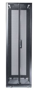 APC NetShelter SX 42U/ 600mm/ 1200mm Enclosure with Roof and No Sides or Doors, HD Caster- Dell SP (AR3302X306)