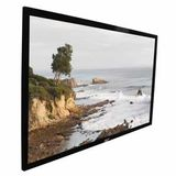 "ELITE SCREENS Screens 150"" 16:9 Gain 1:1, 16:9, 344x199 cm, sort ramme"