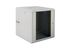 DIGITUS DOUBLE SECTION CABINETS WALL MOUNTING, 402X600X610MM RACK