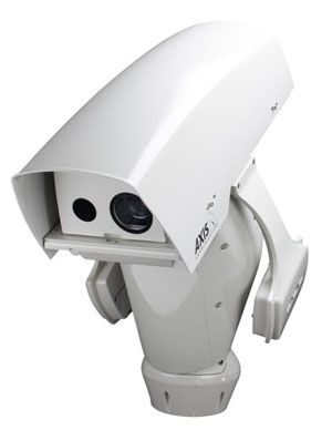 Q8722-E 35MM 8.3 FPS IP66-RATED OUTDOOR-READY         IN CAM