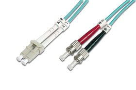 Cable P Fiber LC/ST MM 50/125æ  2m