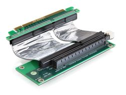 Riser Card PCIe x16 -> fexibles Kabel
