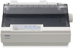 EPSON LX-300+II colour matrix printer