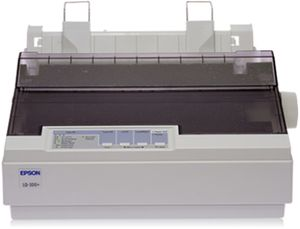 EPSON LX-300+II (Color Ribbon/ Kit)