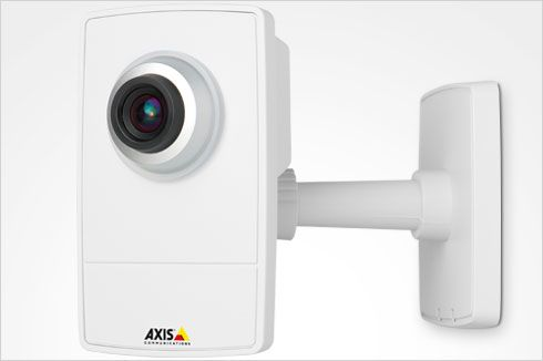 M1004-W SMALL SIZED INDOOR NETWORK CAMERA      IN CAM