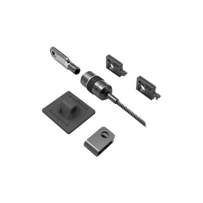 Kensington Desktop and Peripherals Locking Kit - Säkerhetssats för system