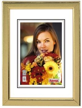 Bella gold            13x18 wooden frame               31669