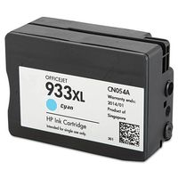 HP CN 054 A ink cartridge cyan No. 933 XL