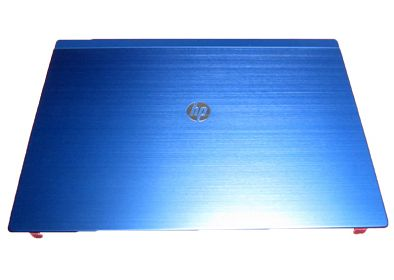 LCD BACK COVER BLUE W/O
