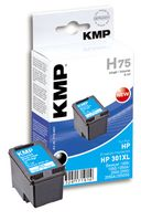 H75 ink cartridge black compatible with HP CH 563 EE