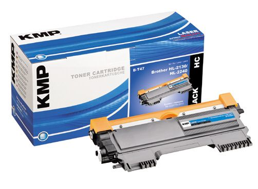 B-T47 Toner black comp. with Brother TN-2220/ 2010