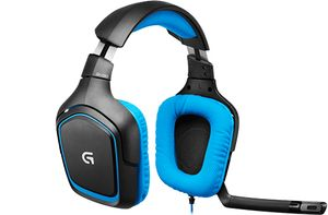 G430 Gaming Headset Surround Sound