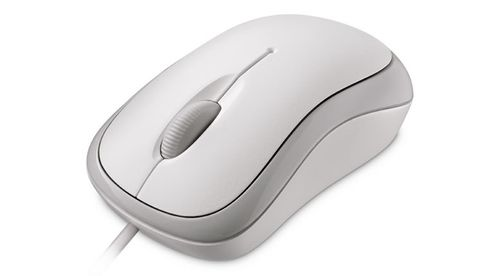 MICROSOFT MS Basic Optical Mouse for Business wh (4YH-00008)