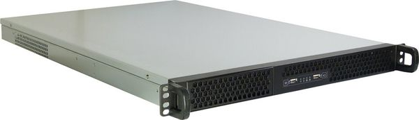 "19"""" IPC 1U-1019L 1HE no PSU Bk"