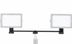 WALIMEX pro Auxiliary Bracket 2-fold for Video Light