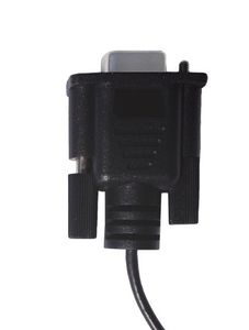 DATALOGIC RS232 9WAY D TYPE SOCKET EXTERNAL PWR CABLE: DL SCANNING (8-0730-54)