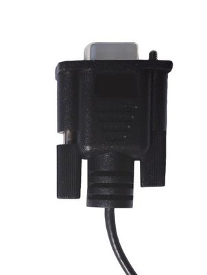 RS232 9WAY D TYPE SOCKET EXTERNAL PWR CABLE: DL SCANNING