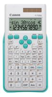 F-715SG WHITE & BLUE EMB HB SCINTIFIC CALCULATOR