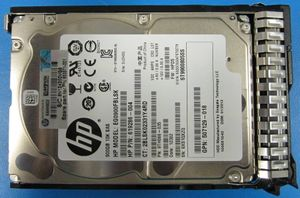 900GB hot-plug dual-port SAS hard drive - 10,000 RPM