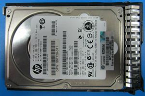 450GB hot-plug dual-port SAS hard drive - 10,000 RPM