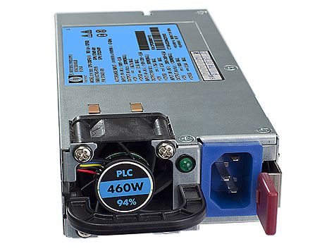 AC hot-swap power supply 460W