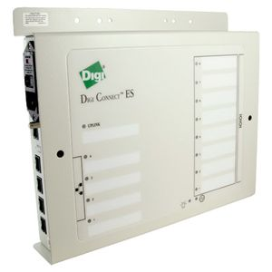 DIGI Connect ES 4,4+1 SB EU. Includes: power cord (DC-ES-4SB-SW-EU)