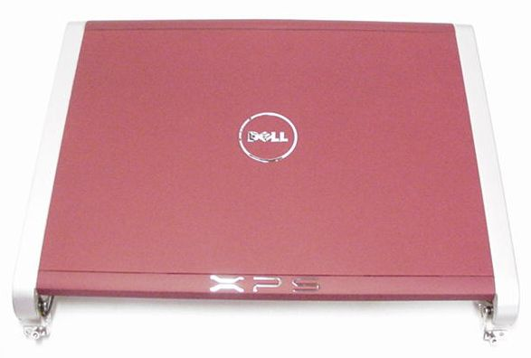 LCD Back Cover, (PINK)