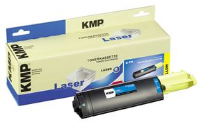 Toner Epson S050187 comp. yellow E-T9