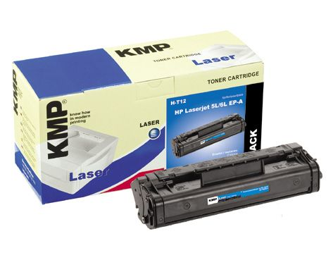 H-T12 Toner black compatible with HP C 3906 A