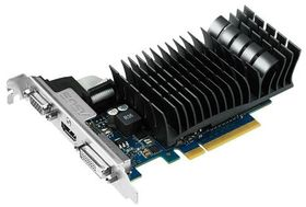 ASUS GeForce GT 630 2GB Silent PhysX PCI-Express 2.0, GDDR3, DL-DVI-D, native-HDMI,  VGA (D-Sub) (GT630-SL-2GD3-L)