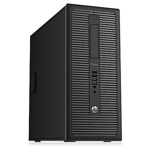 HP ProDesk 600 G1 tower-pc-pakkeløsning (ENERGY STAR) (BH5U19EA2)