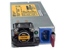 Hewlett Packard Enterprise 750Watt hotswap powersupply (511778-001)