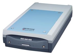 MICROTEK MEDI-2200 PLUS MEDICAL FLATBED