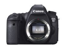 CANON EOS 6D BODY NEW DEC 2012 IN