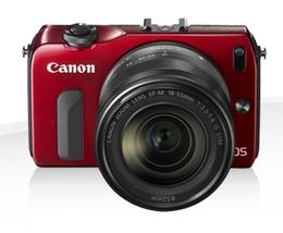 CANON CAMERA EOS M 18-55MM