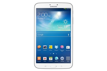 SAMSUNG Galaxy Tab3 8.0 16GB, White Android, T3100, WiFi (SM-T3100ZWANEE)
