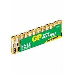 GP Super Alkaline AA  12-pack   * (151034)