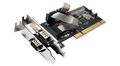 ST LAB Serial CARD 2S PCI, LP