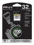 PNY SDHC 32GB ELITE PERF.