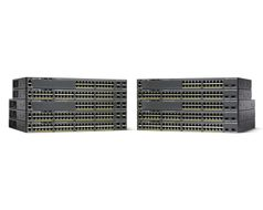 CATALYST 2960-X 24 GIGE POE 370W, 4 X 1G SFP, LAN BASE   IN CPNT