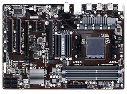 MB GA-970A-DS3P (970, AM3+, ATX, DDR3, AMD, Eu
