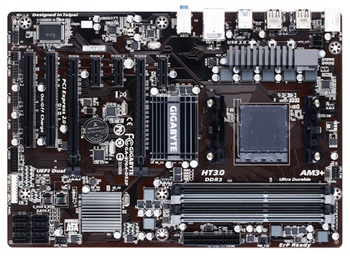 GIGABYTE MB GA-970A-DS3P (970, AM3+, ATX, DDR3, AMD, Eu (GA-970A-DS3P)