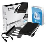 PNY Montage Adaptor for SSDs and HDDs 3,5inch to 2,5inch USB 3.0