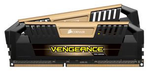 16GB (2KIT) DDR3 1600MHz/ VENGEANCE PRO GOLD