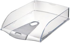 Allura letter tray Quarts Grey
