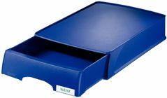 LEITZ Letter tray drawer unit Plus A4/ Oversize A4 blue Leitz 5210